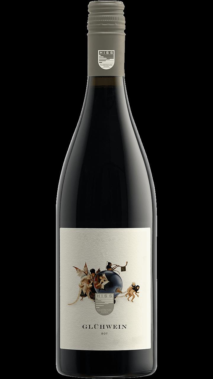 Produktfoto - Winzerglühwein rot 2018 aus der Linie Anständig von Weingut Hiss aus Kaiserstuhl, Eichstetten