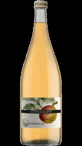 Produktfoto - Apfelsaft naturtrüb 2018 aus der Linie Anständig von Weingut Hiss aus Kaiserstuhl, Eichstetten