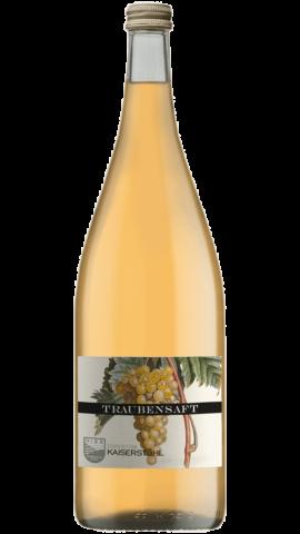 Produktfoto - Traubensaft weiß 2018 aus der Linie Anständig von Weingut Hiss aus Kaiserstuhl, Eichstetten