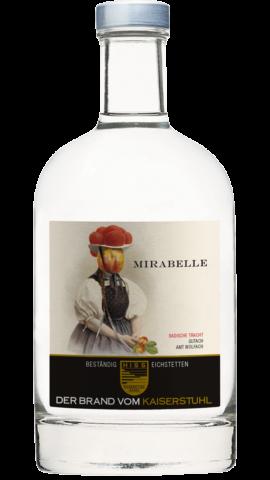Produktfoto - Mirabelle  aus der Linie Beständig von Weingut Hiss aus Kaiserstuhl, Eichstetten
