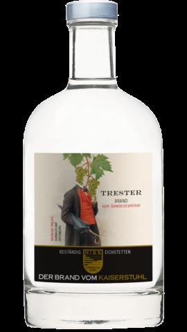 Produktfoto - Trester vom Gewürztraminer aus der Linie Beständig von Weingut Hiss aus Kaiserstuhl, Eichstetten