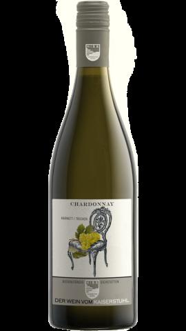 Produktfoto - Chardonnay Kabinett trocken 2017 aus der Linie Bodenständig von Weingut Hiss aus Kaiserstuhl, Eichstetten