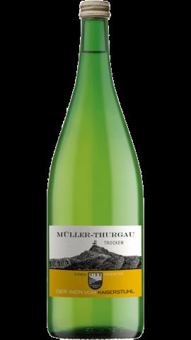 Produktfoto - Müller Thurgau trocken 2017 aus der Linie Ständig von Weingut Hiss aus Kaiserstuhl, Eichstetten