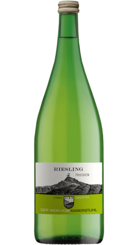 Produktfoto - Riesling trocken 2017 aus der Linie Ständig von Weingut Hiss aus Kaiserstuhl, Eichstetten