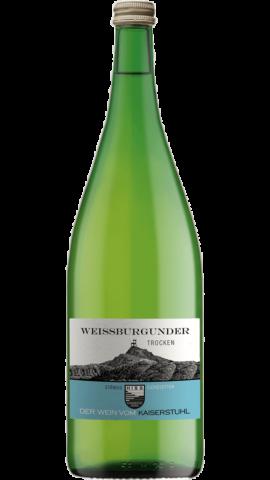 Produktfoto - Weißburgunder trocken 2017 aus der Linie Ständig von Weingut Hiss aus Kaiserstuhl, Eichstetten