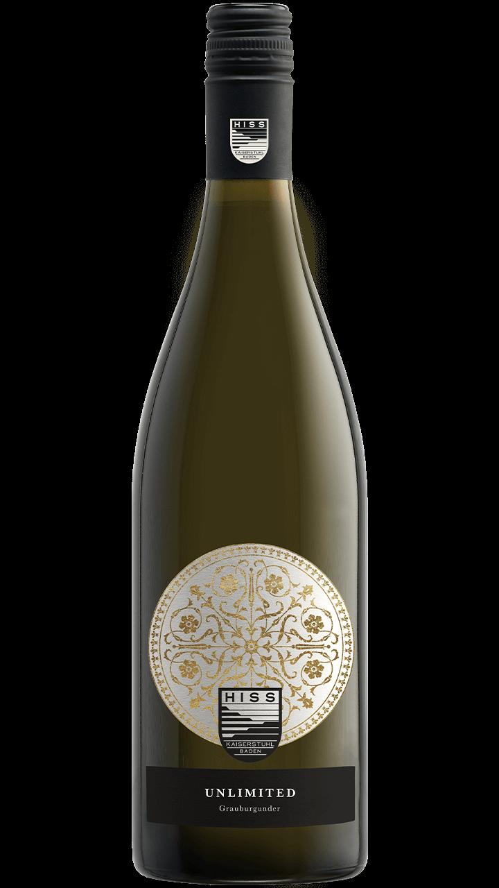 Weingut Hiss Kaiserstuhl Eichstetten Baden Deutschland Unlimited Magnumflasche Spontanvergoren Kaltmazeration Weißwein Rarität Grauburgunder