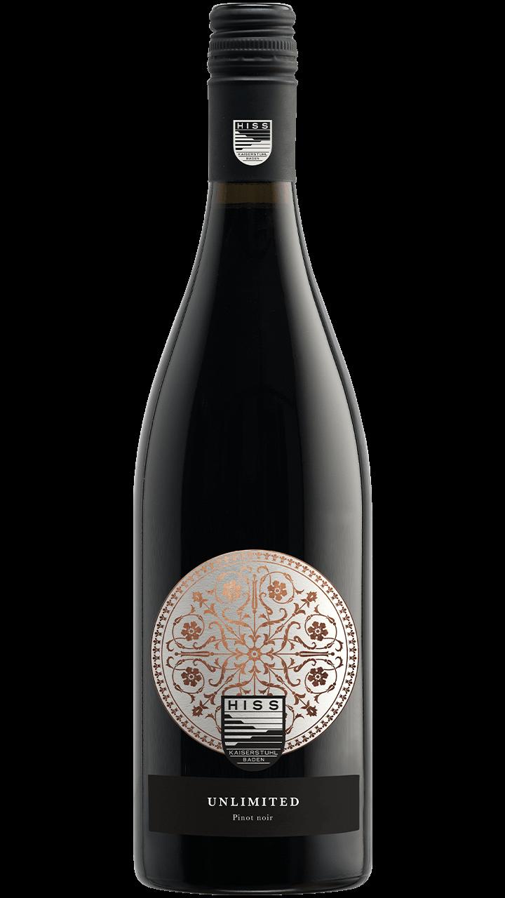 Weingut Hiss Kaiserstuhl Eichstetten Baden Deutschland Unlimited Magnumflasche Spontanvergoren Kaltmazeration Rotwein Rarität Pinot Noir